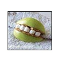 Apple Smiles Craft