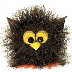 Baby Owl - Kids Crafts