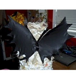 Bat Wings - Kids Crafts