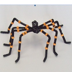 Halloween Spider - Kids Crafts