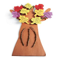 Book Tree - Kids Crafts