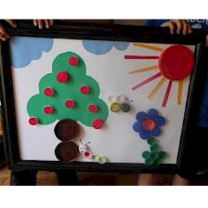 Image of Peek Ahead At These Fun Kids Crafts