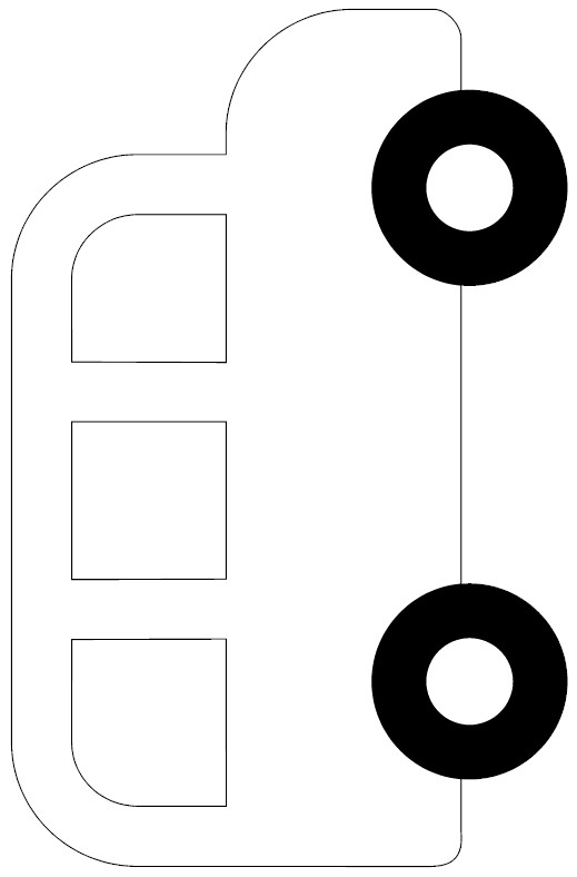 Simplicity image intended for school bus template printable