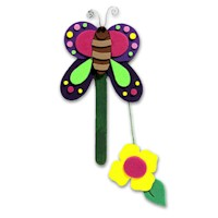 Butterfly Pocket Pal - Kids Crafts