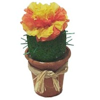 Cactus Flower Favor - Kids Crafts