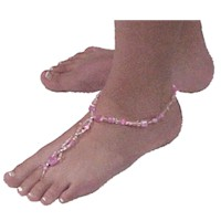 Caribbean Foot Jewelry Craft