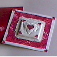 Cast A Paper Valentine - Kids Crafts
