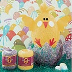 Chick Centerpiece - Kids Crafts