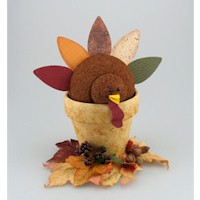 Claypot Turkey - Kids Crafts