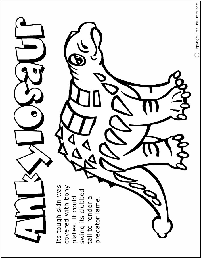 Dino Dan Show Colouring Pages