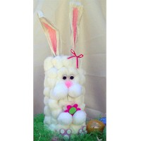 Cottontail Cutie Craft