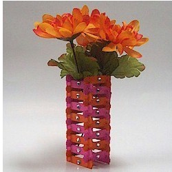 Skill Stick Vase Craft
