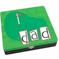 Dads Golf Box Craft