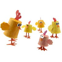 Dixie Chickens Craft