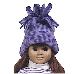 Easy Hat for 18 Inch Doll - Kids Crafts