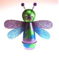 Dragonfly Dreams - Kids Crafts