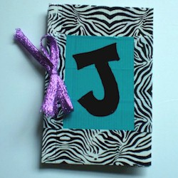 Duct Tape Journal Craft