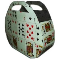 Playing Card Purse - Kids Crafts