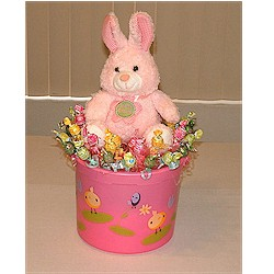 Easter Bucket - Kids Crafts