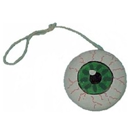 Eyeball Yo Yo - Kids Crafts