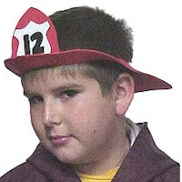 Firefighters Hat - Kids Crafts