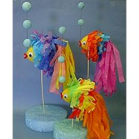 Fishies Swimmin in the Sea - Kids Crafts