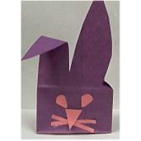 Floppy Ear Bunny Craft