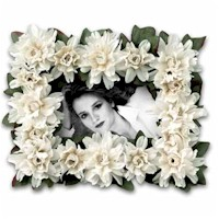 Flowered Frame - Kids Crafts