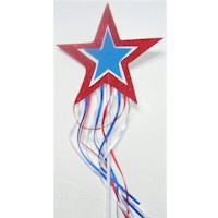 Fourth of July Wand - Kids Crafts