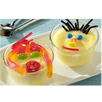Funny Face Desserts Craft