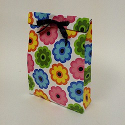 Homemade Gift Bag - Kids Crafts