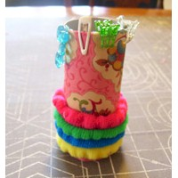 Hair Accessories Holder Craft