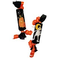 Halloween Treat Wrappers - Kids Crafts