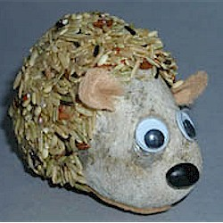 Hedgehog Paperweight Craft