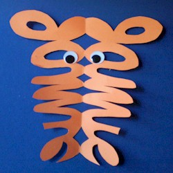 Name Mascot - Kids Crafts