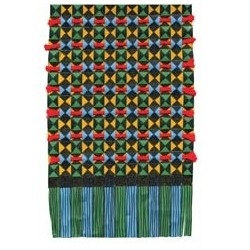 Paper Kente Weaving - Kids Crafts