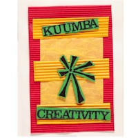 Kwanzaa Card - Kids Crafts