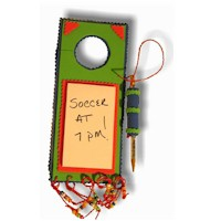 Locker Notepad - Kids Crafts