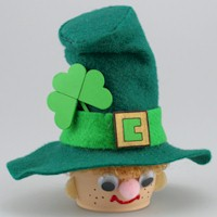 Lucky Leprechaun - Kids Crafts