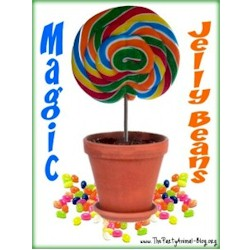 Magic Jelly Beans - Kids Crafts