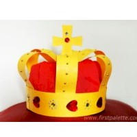 Medieval Crown by Free Kids Crafts