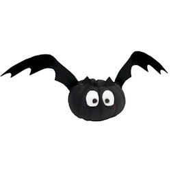 Mini Pumpkin Bat - Kids Crafts