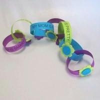Mothers Paper Chain - Kids Crafts