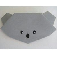 Origami Koala - Kids Crafts