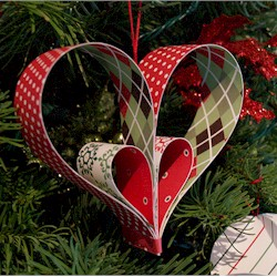 Paper Ornaments - Kids Crafts