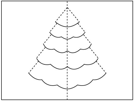 Ideas for making calendars ks2 calendar template 2016 - Como hacer targetas de navidad ...