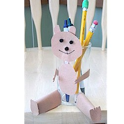 Perfect Pencil Pal - Kids Crafts