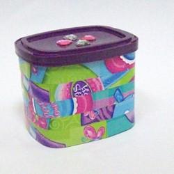 Recycled Treasure Box Craft