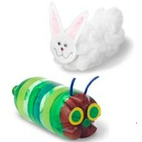 Recycled Animals - Kids Crafts