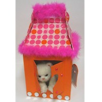 Decorated Stuffed Animal Box - Kids Crafts